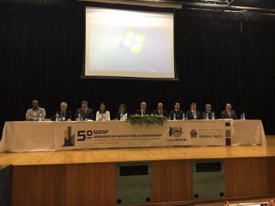 Mesa do 5º SGESP