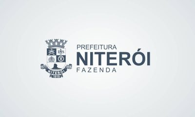 Logotipo da Secretaria da Fazenda de Niterói
