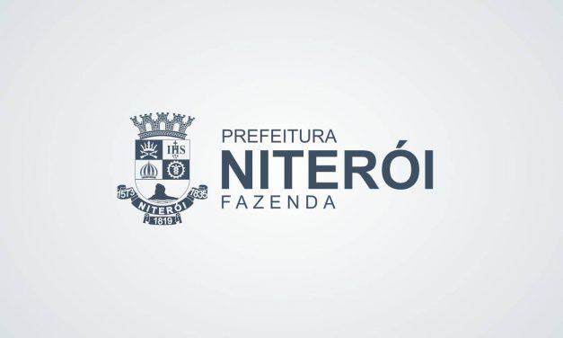 PREFEITURA MUNICIPAL DE NITERÓI CONSELHO DE CONTRIBUINTES DO MUNICÍPIO DE NITERÓI – FCCN