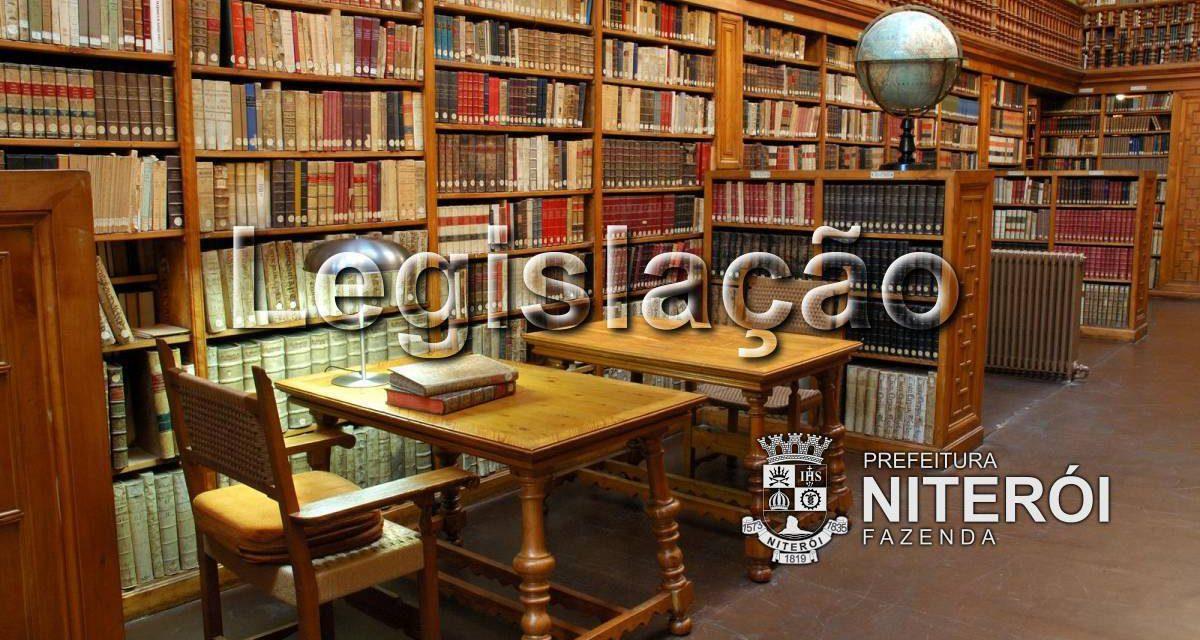 Regimento Interno da Secretaria da Fazenda de Niterói