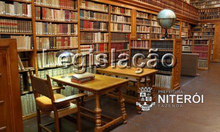 Coletânea da Legislação Tributária de Niterói