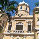 Fachada do Palácio Arariboia