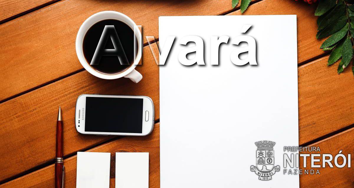 Empreendedores de Niterói deverão solicitar alvará pela internet