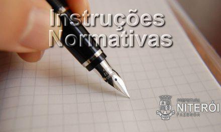 Instrução Normativa SMF nº 02/2012