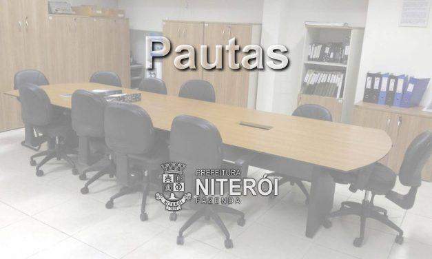 PAUTA DE JULGAMENTO PARA O DIA 16/03/2017