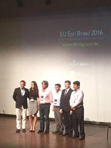 Encontro de Usuários de Esri no Brasil