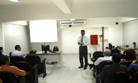 Secretário da Fazenda realiza palestra sobre Ética