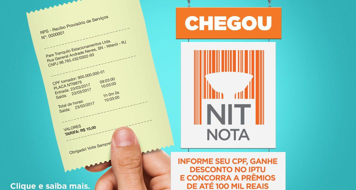 NitNota começa a operar no dia 3 de abril