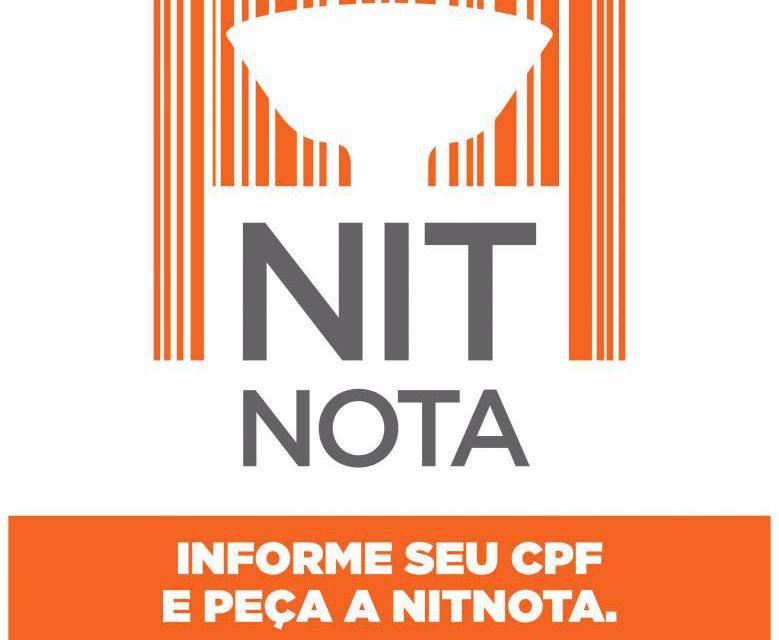 NitNota vai sortear R$ 200 mil para contribuintes que incluírem CPF na nota fiscal de serviços