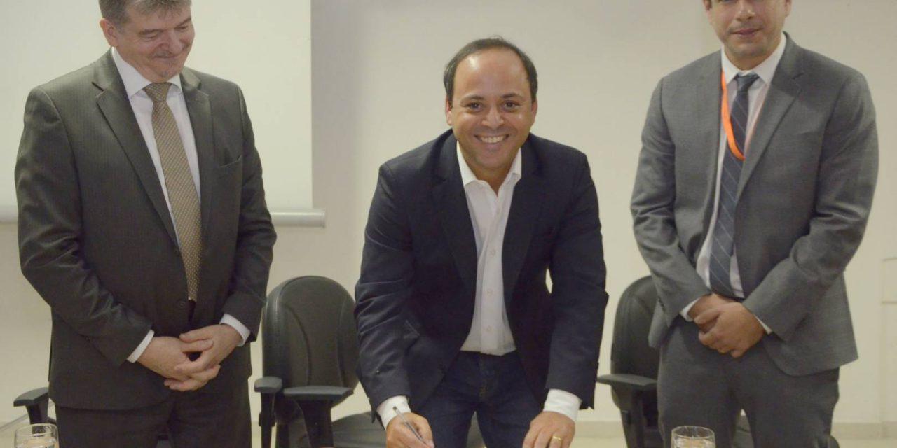 Pablo Villarim assume Secretaria da Fazenda de Niterói.