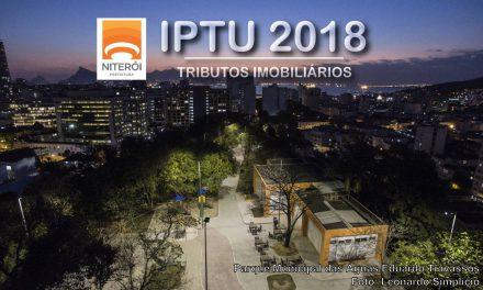 Antecipe o pagamento do seu IPTU e aproveite o desconto de 8% para pagamento até 8 de janeiro de 2018