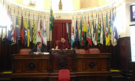 Secretário participa de Audiência Pública