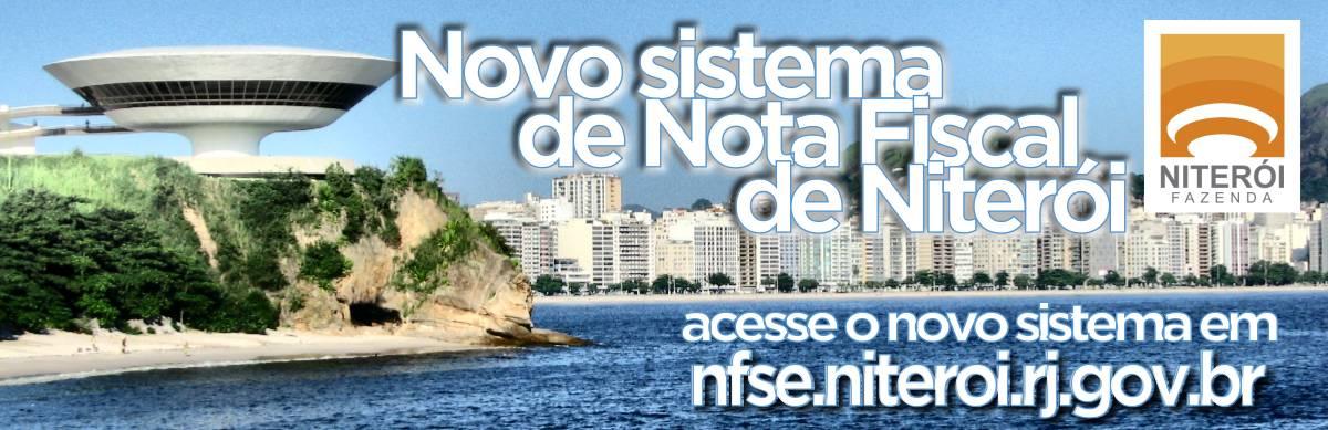 Nota Fiscal de Serviços Eletrônica de Niterói