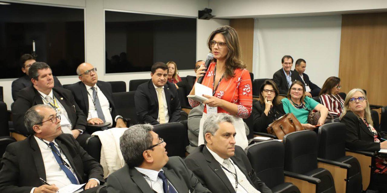 Giovanna Victer é a nova Presidente do Fórum Nacional de Secretários municipais de Fazenda e Finanças