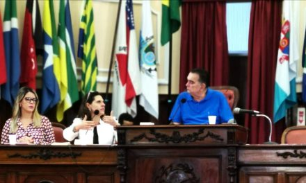 Secretária de Fazenda participa de Audiência Pública de Prestação de Contas do 1º Quadrimestre de 2019
