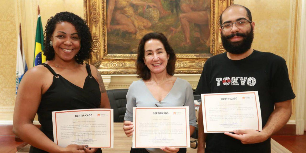 Três sorteados da NitNota dividem prêmio de R$ 100 mil