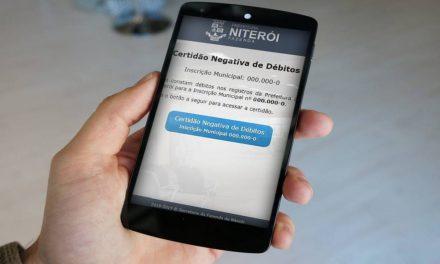 Secretaria de Fazenda de Niterói lança serviço gratuito de emissão online de Certidão de Débitos Municipais