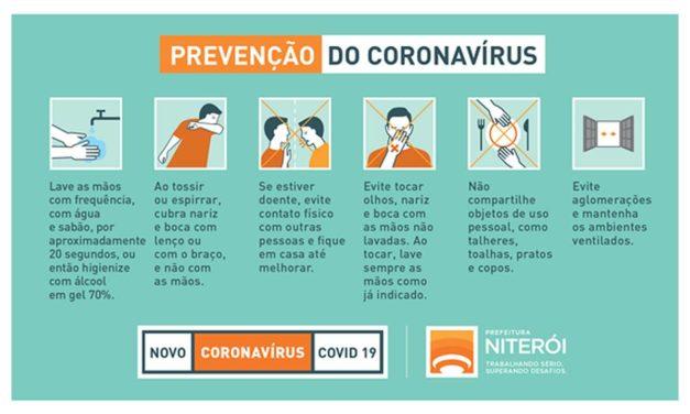 Secretaria de Fazenda reforça atendimento eletrônico em razão do plano de contenção ao coronavírus em Niterói