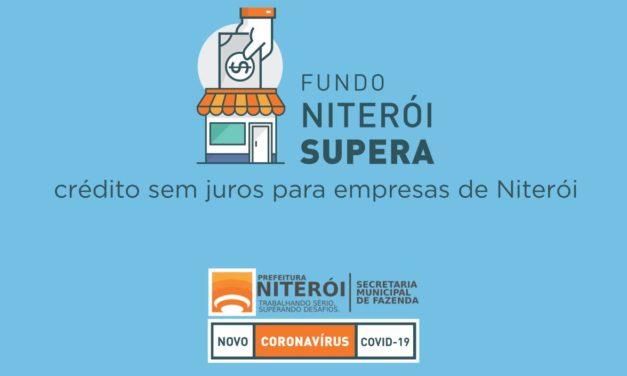 Programa Niterói Supera: crédito sem juros para empresas, cooperativas e profissionais liberais