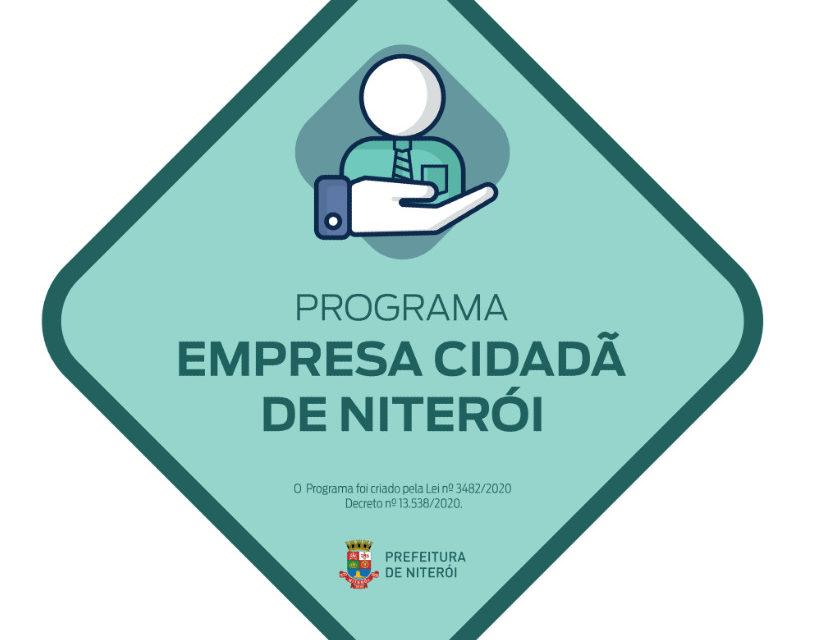 Prazo para inscrição no programa Empresa Cidadã termina nesta sexta-feira (24)