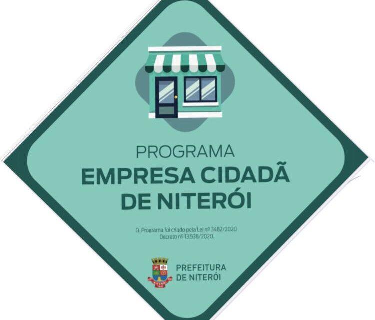 Prefeitura de Niterói reabre inscrições para o Programa Empresa Cidadã 2