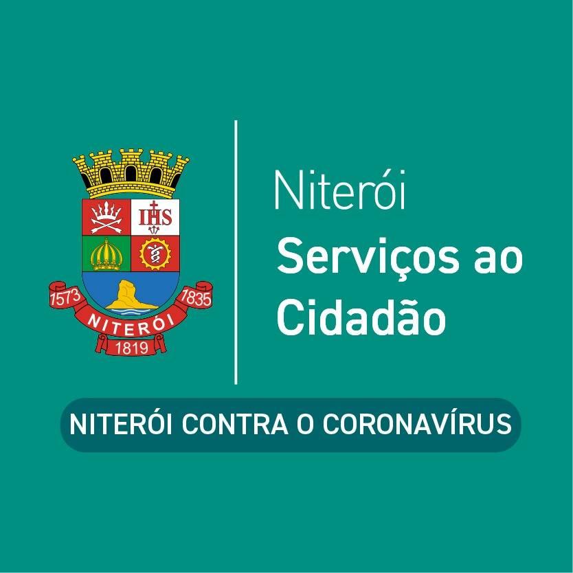 Niterói contra o Coronavírus: clique para serviços ao cidadão
