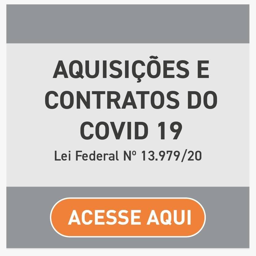 Niterói contra o Coronavírus: clique transparência de contratos e aquisições
