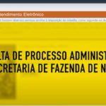 Consulta de Processos Administrativos passo a passo