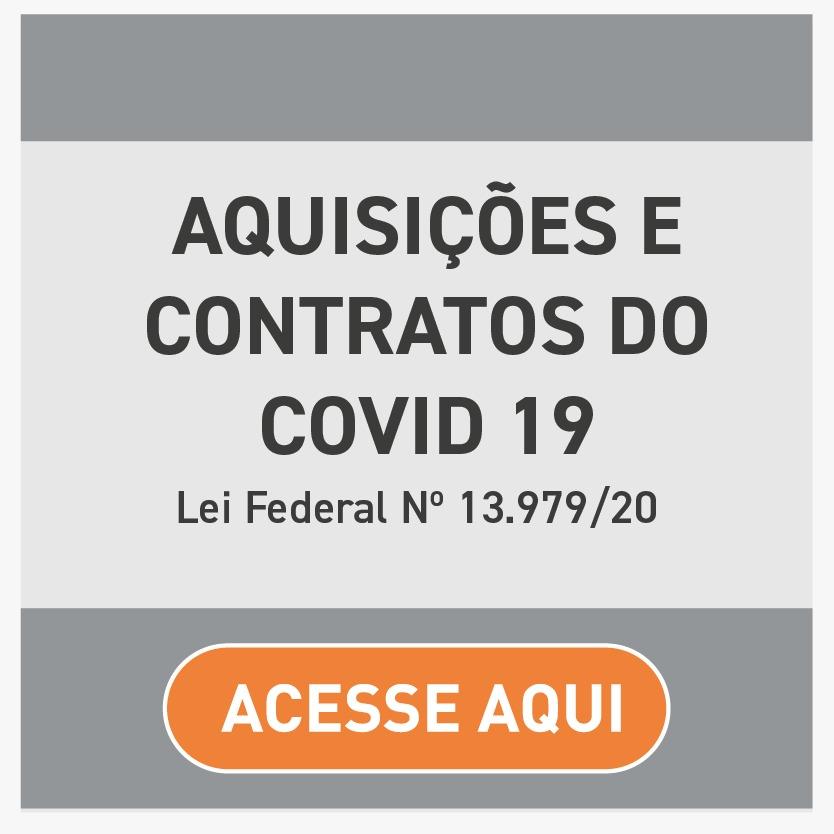 Niterói contra o Coronavírus: clique para verificar a transparência de contratos e aquisições