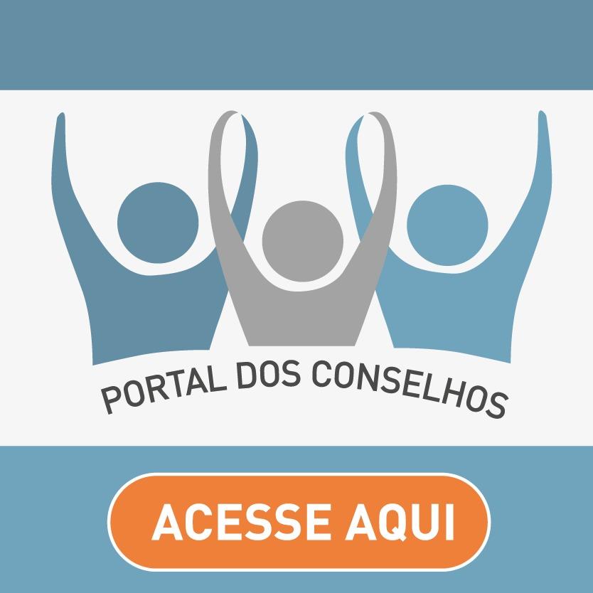 Clique para acessar o Portal dos Conselhos