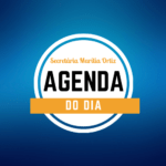 AGENDA TERÇA-FEIRA 02/03