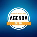 AGENDA SEXTAFEIRA 05/03