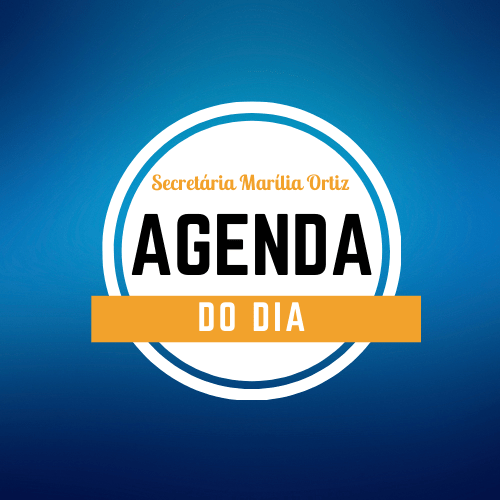 AGENDA SEGUNDA-FEIRA 22/02
