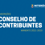 inscrições para o Conselho de Contribuintes