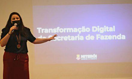 Transformação digital da Secretaria de Fazenda de Niterói é tema de live na CDL Niterói